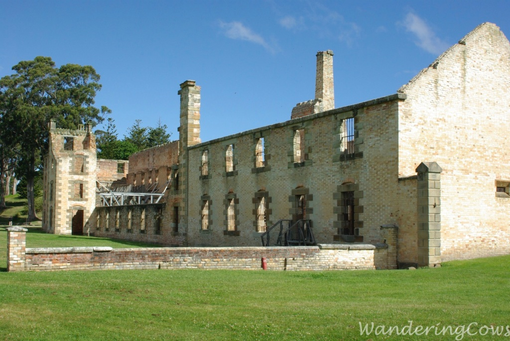 Port Arthur building